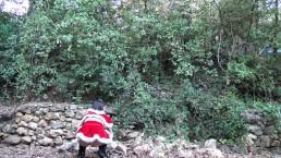 The Santa Wife Is A Slut - La