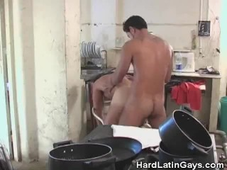 Sizzling Latinos Ass Fucking Like Crazy
