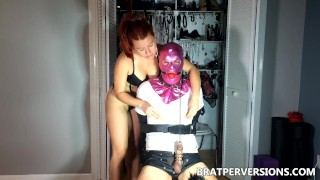 Femdom Nipple Play  asian nipple torture dominatrix big-cock bdsm chastity femdom chastity-femdom female-domination kink bratperversions nipple orgasm nipple-play cock tease