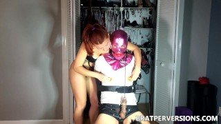 Femdom Nipple Play hardcore female-domination bratperversions femdom kink dominatrix nipple-play big-cock asian-nipple-torture chastity-femdom bdsm nipple-orgasm cock-tease chastity