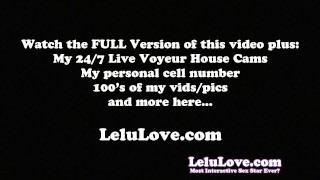 Lelu Love-Catsuit FemDom CBT Denial  ass tits homemade boobs point-of-view booty amateur naked kink natural-tits pussy lelulove lelu-love brunette nude candids selfies