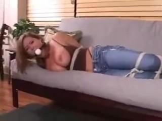 Bondage sexy ball gag
