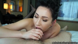 Aria's edging orgasm control  edging feet big-load marks-head-bobbers the-pose mhb pantyhose mhbhj slow-teasing-blowjob mark-rockwell point-of-view