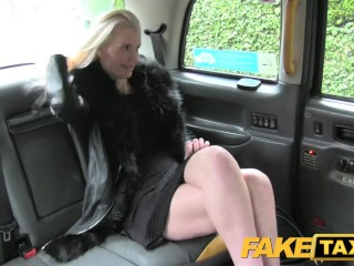 FakeTaxi Anal butt plug followed by big cock