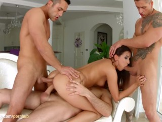 All Internal with Cindy Bubble creampie scene