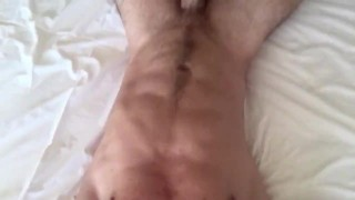 8 pack abs fuck in a Vegas Hotel  stud home made big-tits shaved-pussy couple amateur blowjob straight milf muscles webcam muscle abs