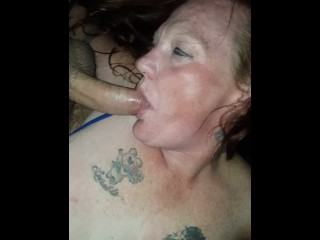 Old meth whore
