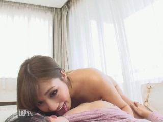 Hot Japanese Visitor