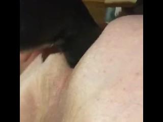 Huge cock in ass