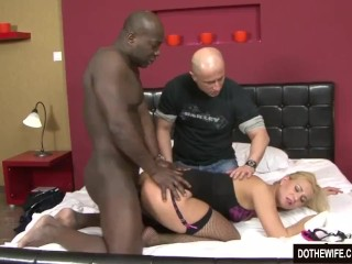 dark cuckold anal