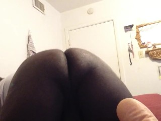 old video of me shaking my ass for camera