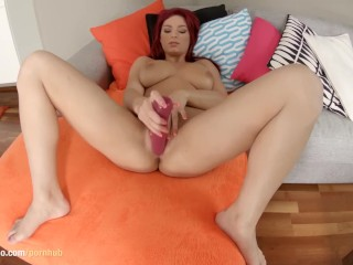 Nanny with big tits on Primecups having hardcore gonzo sex