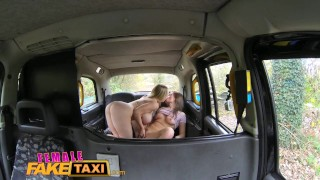 FemaleFakeTaxi Sexy cabbies get hot and horny  car sex taxi british big-tits pussy-licking hd sexy amateur blonde busty hardcore lesbian reality girl-on-girl orgasm femalefaketaxi