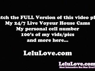 Lelu Love-POV Doggystyle Fucking Anal Fingering