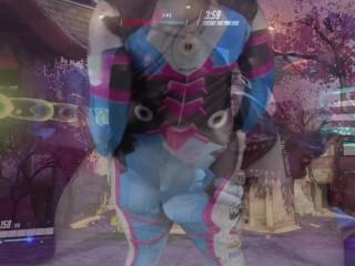 D.VA Overwatch Plays to win! GabbyMonroe.com 25K views get Full Video here!