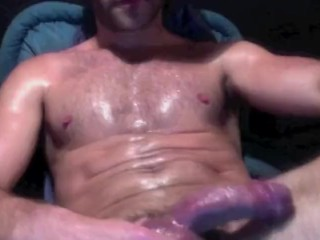 Jock solo jerk off 01