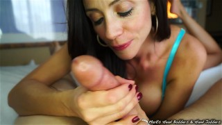 Stepmother swallows son's load  colombian marks-head-bobbers milf taboo mhb mom cougar mother cum-swallow huge-tits the-pose step-mother mhbhj step-mom mark-rockwell stepmom cum-in-mouth oral-creampie ocp