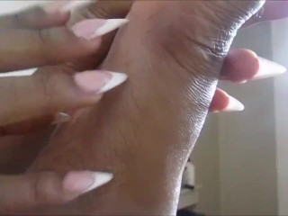 Ebony Soles Tied Up & Tickled By Mistress