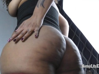 Hornylily-countdown ASS JOI