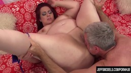 Fatty gets fucked in the ass