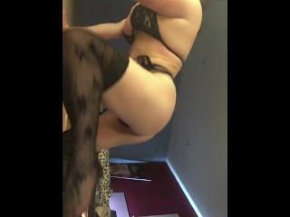 Nikki Phoenix sexy lingerie Tease