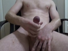 Gaping My Ass, Moaning, And Cumming For Catherine -- JohnnyIzFine