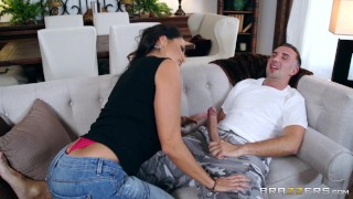 Brazzers - Hot milf Ava Addams loves big cock ass pounded milf wet mom blowjob big-cock huge-cock shaved mother big-boobs big-tits cock-sucking big-dick brazzers butt french doggystyle