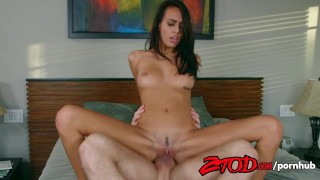 Janice Griffith Gets Banged By John Strong