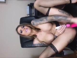 Karma Rx SQUIRT and ANAL show! 2 Videos with BIG COCK in TEEN pussy