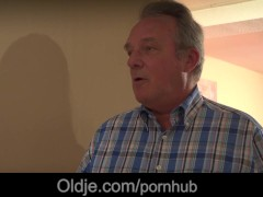 Young vagina needs fuck every day from step dad old dick