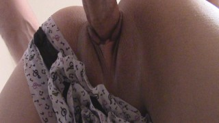 Preview 5 of I forgot i wasn't suppose to let him cum in me. I'm such a slut, lol.