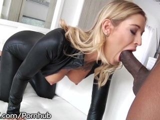 Darkx his massive bbc barely fits in mouth