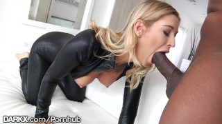 Preview 2 of DarkX Kleio Loves a Huge BBC in her Ass!