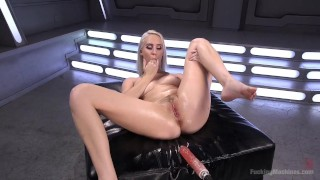 Preview 2 of California Girl Squirts Everywhere!