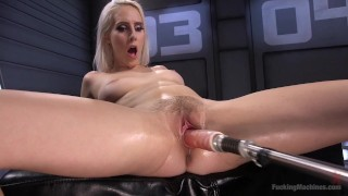 Preview 4 of California Girl Squirts Everywhere!