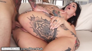 BurningAngel Thick StepSister Nailed by Bro!