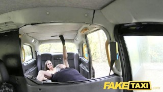 Fake Taxi Hot posh lady seduces driver  outside point-of-view blowjob huge-cock cumshot public pov camera busty faketaxi milf spycam car reality crazy rough horny lithuanian