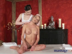 Massage Rooms 69 for hot blonde and big tits brunette