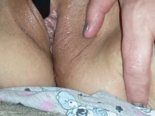 Getting Myself Wet With My Toys