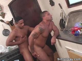 Kitchen Ass Fucking Bruno And Symao