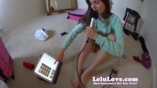 Lelu Love-PODCAST: Ep44 My Nudist Resort Photoshoot And Gloryhole Story  homemade hd funny amateur lelu fetish brunette bloopers instruction natural tits jerkoff encouragement lelulove podcast lelu love
