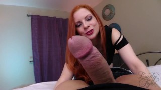 Screwing My Girlfriend's MOM -Lady Fyre MILF REDHEAD POV cheating FULL VID