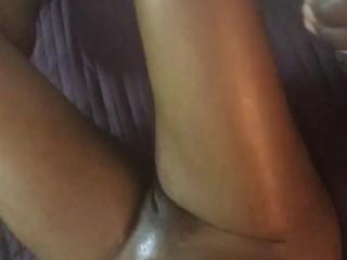 Rub her down