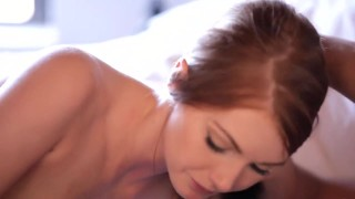 Redhead too cute for porn redhead sensual hardcore teasing female friendly blowjob riding babe cute cumshot stripping small tits romantic cowgirl erotic