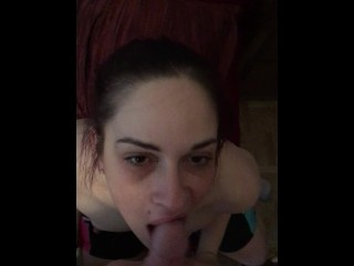 Young Pawg Innocence Sucks Personal Trainers Dick&Tales Facial To Pay Him