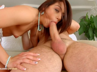 Creampie given to Nomi Melone - scene by All Internal