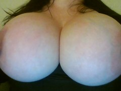 Amateur Big Tits Titties Tittys Milf Solo Masturbation Horny Close Up