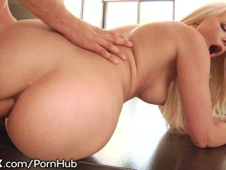 HardX Real Pornstar Couple has Intense Anal Sex