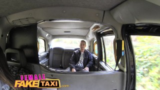 Female Fake Taxi Guy gets lucky with hot brunette dogging taxi blowjob amateur british hot huge-cock spycam public car brunette femalefaketaxi reality oral camera butt