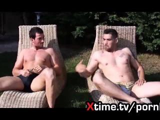 nasty girl and big black cock. Sex in the swimmingpool